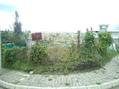 Terreno Sur De Quito