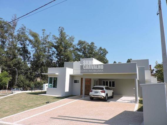 Casa À Venda No Condomínio Palmeiras Imperiais Em Salto. - Ca6871