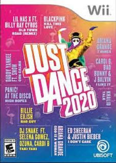 Just Dance 2020 Wii (nuevo,sellado,fisico) + Envio Gratis