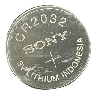 Pila Sony 3v Modelo Cr2032 Pila Boton 3v