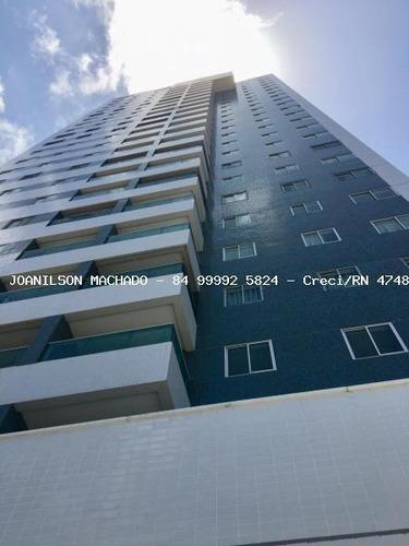 Imagem 1 de 15 de Apartamento Para Venda Em Natal, Petrópolis - Palazzo Cristal, 3 Dormitórios, 1 Suíte, 3 Banheiros, 2 Vagas - Ap0909-pa_2-812460