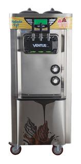 Maquina Helado Soft 25lt Ventusvsp-25pro 2.0