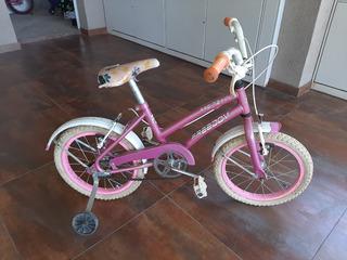 Bicicleta Usada Rodado 16. Excelente Estado