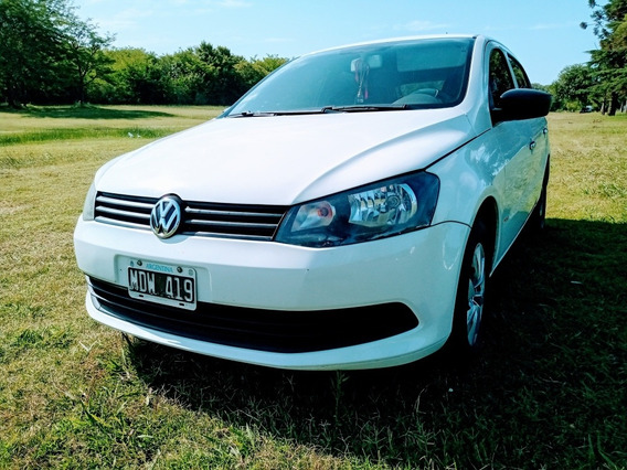 Volkswagen Gol Trend 1.6 Pack I Plus 101cv 2013