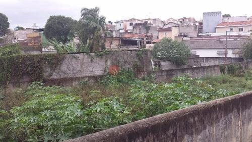 Terreno  Para Venda E Locação, Jardim Vila Formosa, São Paulo  - Ta3256