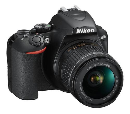 Cámara Nikon D3500 24.7mp Con Lente 18-55mm Vr