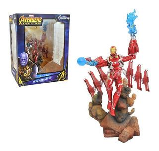 Estatua Iron Man Mk 50 Avengers Infinity War Gallery Diorama