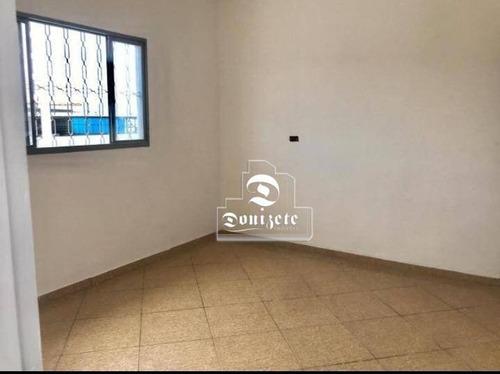 Sobrado À Venda, 97 M² Por R$ 369.000,00 - Vila Bela Vista - Santo André/sp - So2942