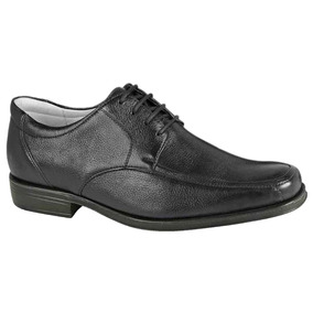 Sapato Social Masculino Derby Sandro Moscoloni Hudson Preto