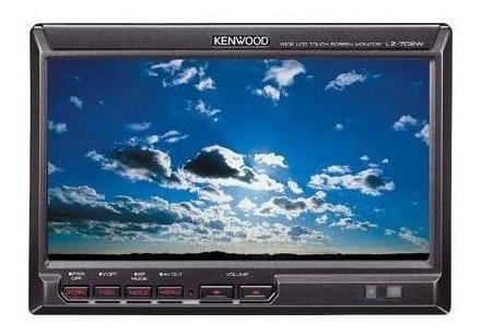 Monitor Kenwood Lz 702-w
