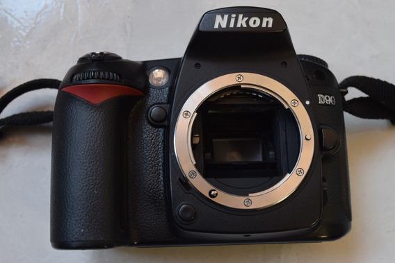 Nikon D 90 -corpo