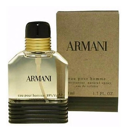 Perfume Inspirado Armani 100 Ml Masculino