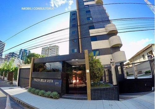 Imagem 1 de 10 de Apartamento - Farol - Ref: 368 - V-ap0187