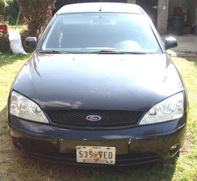 Ford Mondeo 2002, 6 Cil. Calcomania 1, Cuidado, No Se Usa.