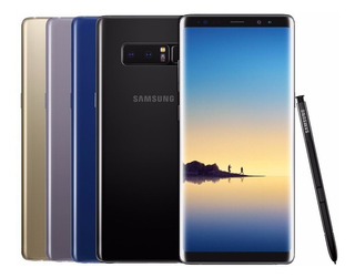Samsung Galaxy Note 8 64gb Duos / Single Sellado 5 Tiendas