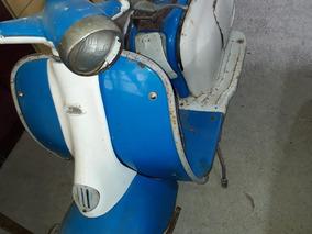 Piaggio Vespa Lambretta 1962