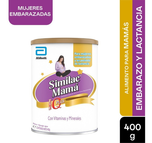 Formula Similac Mama X 400gr