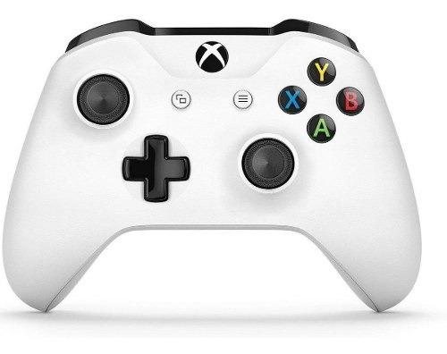 Controle Xbox One Branco Microsoft Wireless Original Saídap2