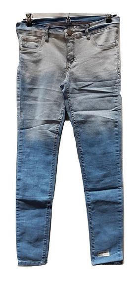 Pantalon Jean Chupin Elastizado Nahana 36/40