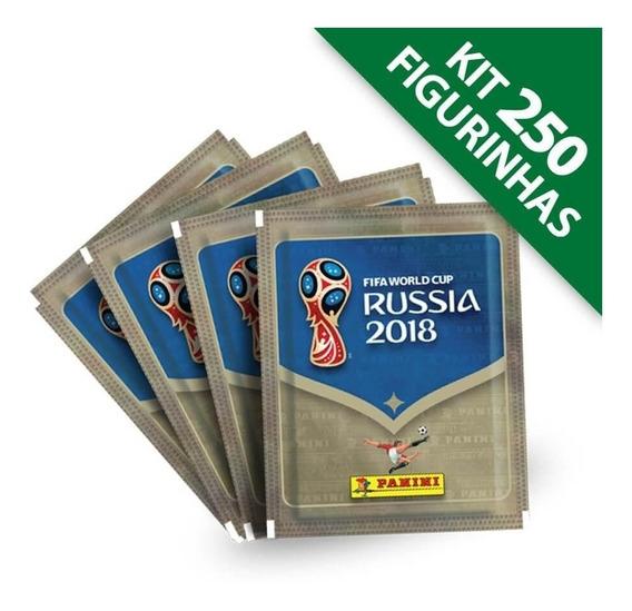 Copa 2018 - 50 Envelopes (250 Cromos)