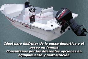 Traker Tango 510 Ideal Pesca Con Motor 30 Hp Con Comandos