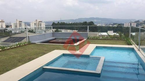 Casa Com 4 Dormitórios À Venda, 567 M² Por R$ 4.500.000,00 - Tamboré 10 - Santana De Parnaíba/sp - Ca1249