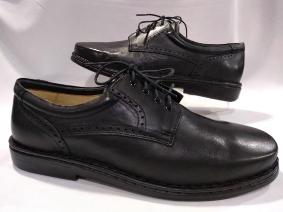 Sapato Masculino Opanaken Antistress Preto 35505