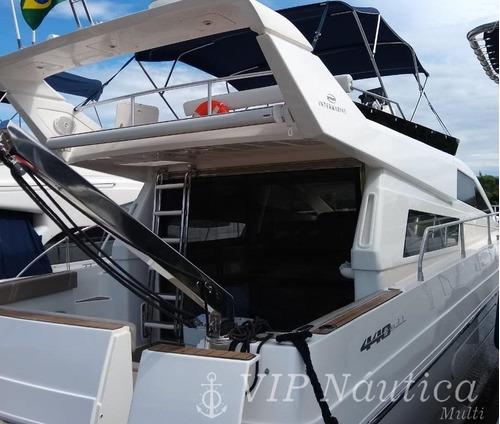 Intermarine 440 | 2000 | 2 X Cat 420 Hp