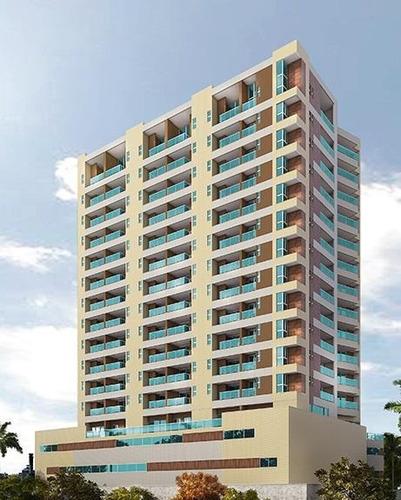 Apartamento Com 1 Dormitório À Venda, 38 M² Por R$ 346.000 - Centro - Fortaleza/ce - Ap1975