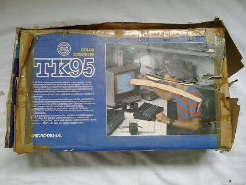Tk95 Microdigital Computador Tk 95 Jogo Tk 95 Microdigital