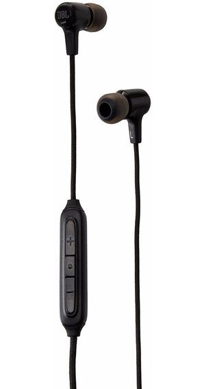 Fone De Ouvido Jbl E25bt Preto E25 Bluetooth