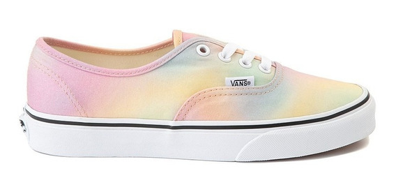 Tenis Vans Authentic Aura Shift Colores Skate Comodos Unisex