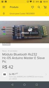 Kit Modulo Bluethoot + Rele 2 Canais