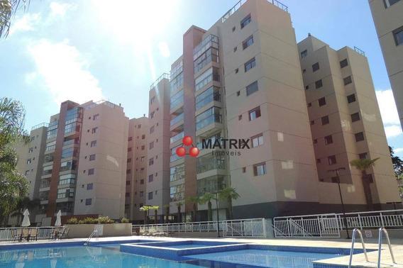 Cobertura Residencial À Venda, Hugo Lange, Curitiba. - Co0429