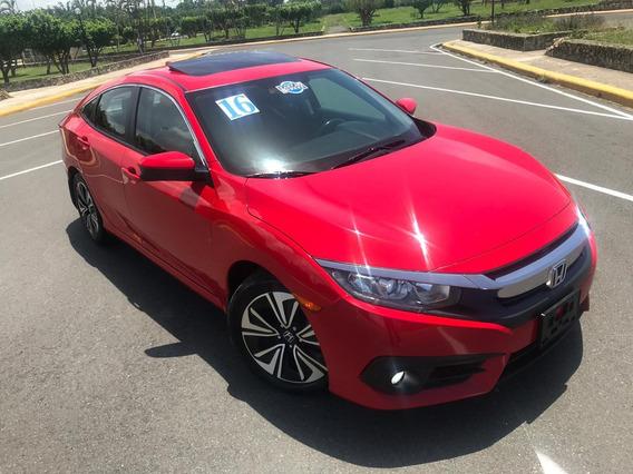 Honda Civic Ex-t Clin Carfax