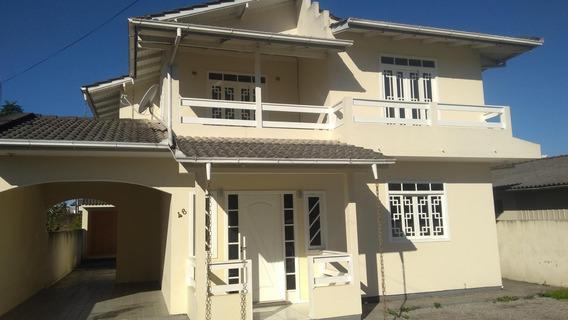 Casa Com 6 Dormitórios À Venda, 200 M² Por R$ 550.000,00 - Centro - Palhoça/sc - Ca2545