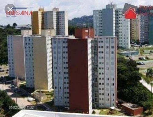Imagem 1 de 20 de Apartamento Com 2 Dormitórios À Venda, 78 M² Por R$ 270.000 - Ap0142