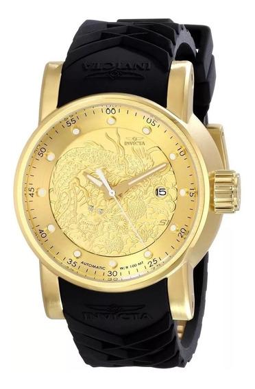Relógio Invicta Yakusa Automático Riyatop-008