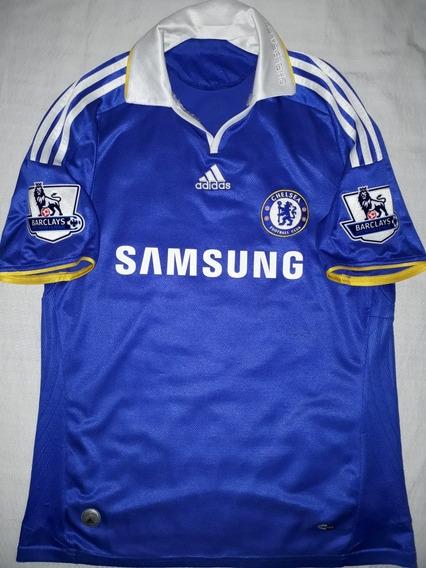 Camiseta De Chelsea 2008 Lampard