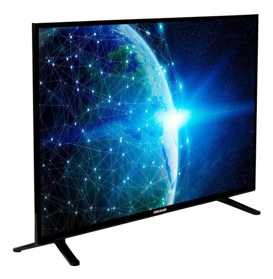 Televisor Challenger Led 40t12 T2 Hd Serie Dvb T2