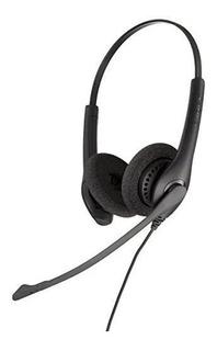 Diadema Jabra 1500 Duo Qd Auriculares Cable Negro 1519-0157
