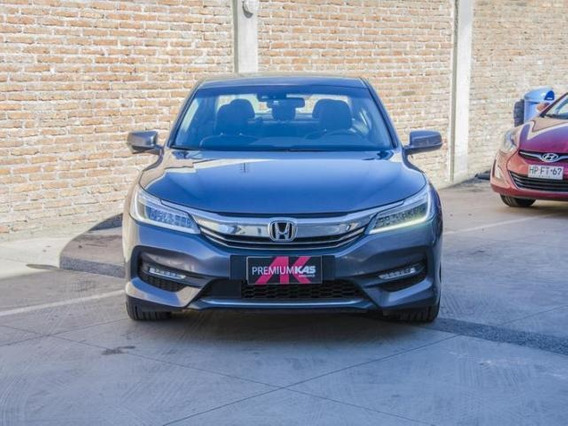 Honda Accord 3.5 V6 Aut 2017