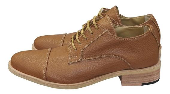 Zapatos De Hombre S Cuero Base De Cuero Goma Grandes Espcial