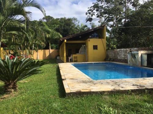 Belíssima Chácara No Jardim Palmeiras - Itanhaém 5593 A.c.m