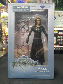 Kingdom Hearts Disney Figura Axel Diamond Select Toys