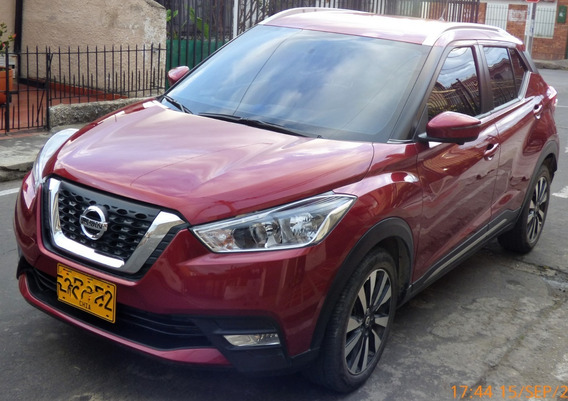 Camioneta Nissan Kicks 2019 Exclusive