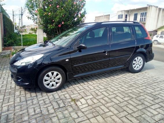 Peugeot 207 Sw 1.4 Xr Flex 5p 2009