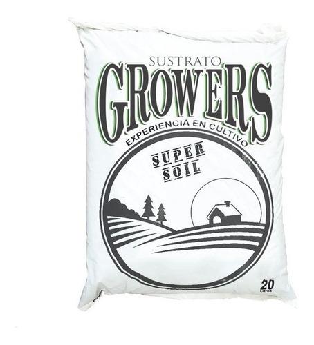 Sustrato Growers Super Soil 20 Lt. / San Mari Grow Shop