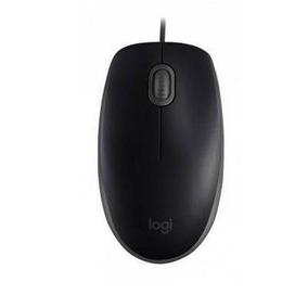 Mouse Logitech M110 Silent Cinza Usb Silencioso