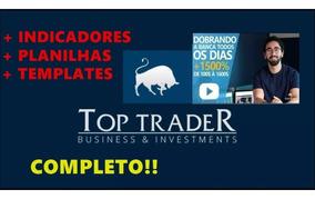 Curso Do Cutrim - Top Trader ( Completo )